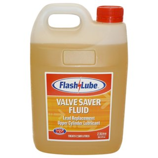 Flashlube Valve Saver Fluid 2,5 Liter