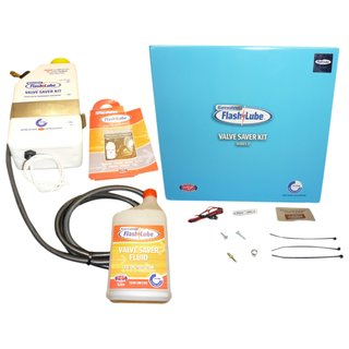 Flashlube Valve Saver Kit Fluid 2 (neue Version)