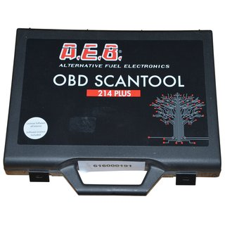 OBD II Diagnose Tester