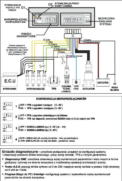 software amp anleitungen f252r kme autogas anlagen